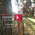 VÍDEO-Dos albaceteñas entran en la casa de Gran Hermano 15