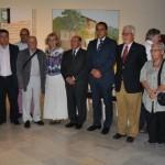 Bayod inaugura la XI Bienal de Artes Plásticas 'Ciudad de Albacete'