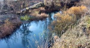 Río Júcar a su paso por la provincia de Albacete