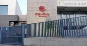 Sede de Cáritas en Albacete