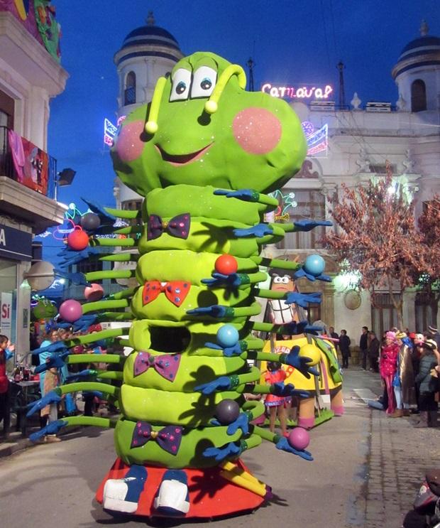 Villarrobledo carnaval 1