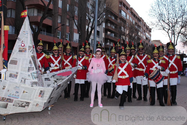 Ya Se Conocen Los Ganadores De Los Mejores Disfraces Del Carnaval De Albacete on Disfraz Soldadito De Plomo