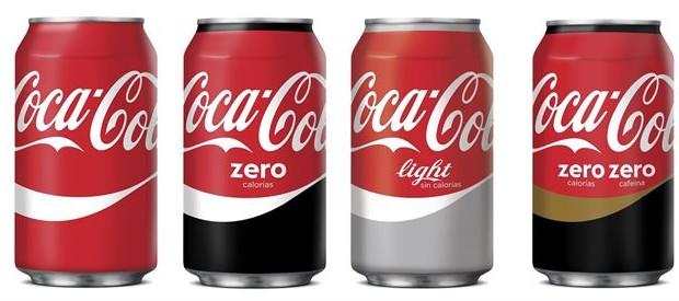 Coca-Cola se reinventa y apuesta al rojo en todos sus envases
