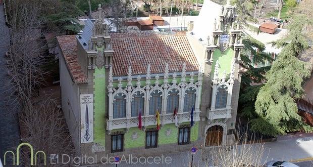 Museo de Cuchillería de Albacete (Foto - Hugo PIña)