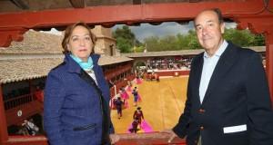 Soriano destaca que el PDR con horizonte 2020 contempla ayudas a la tauromaquia como mejoras en las plazas de toros
