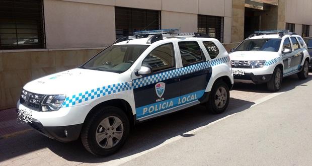 Policia local Hellin 4