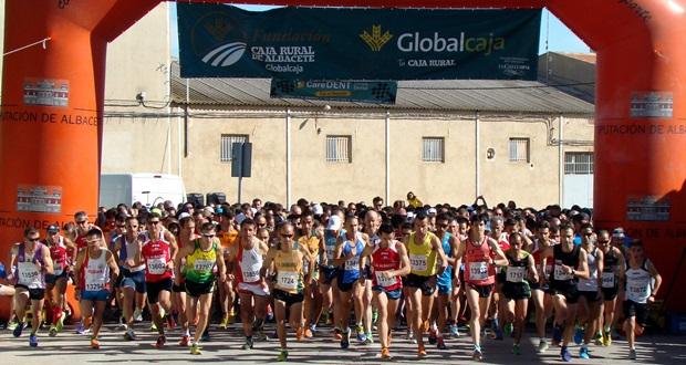 900 atletas participar n este domingo en la viii carrera - El tiempo en la gineta albacete ...