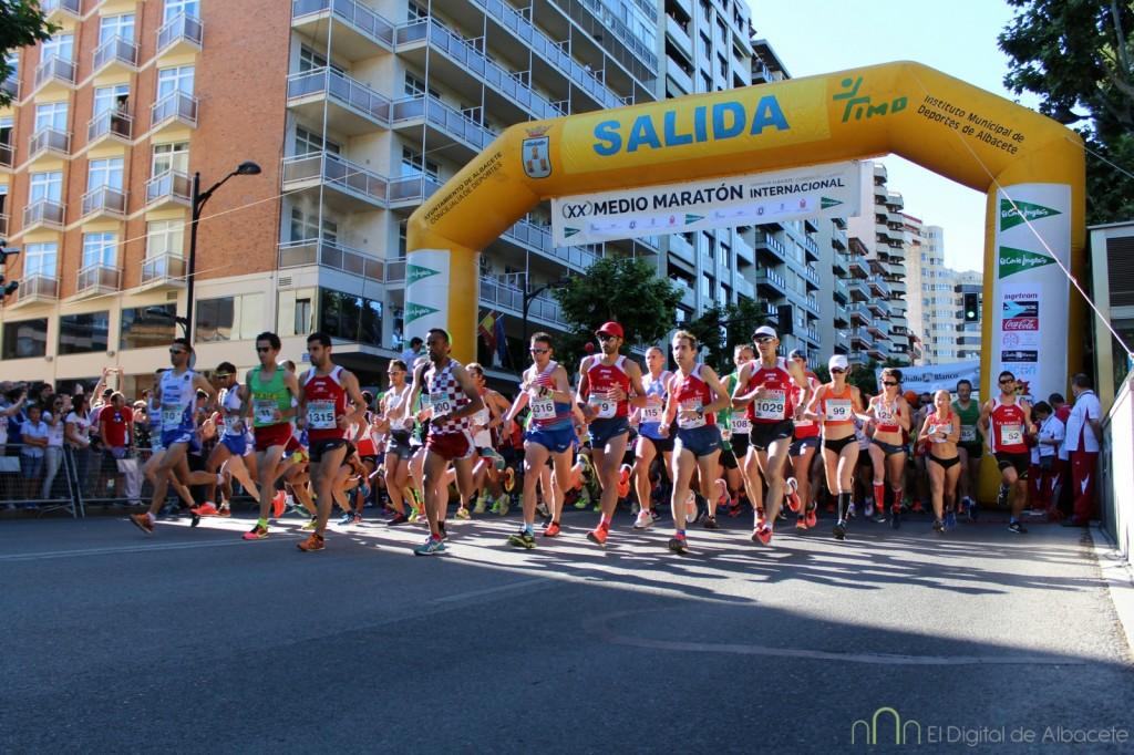 XX Media Maratón Ciudad de Albacete 2015 07