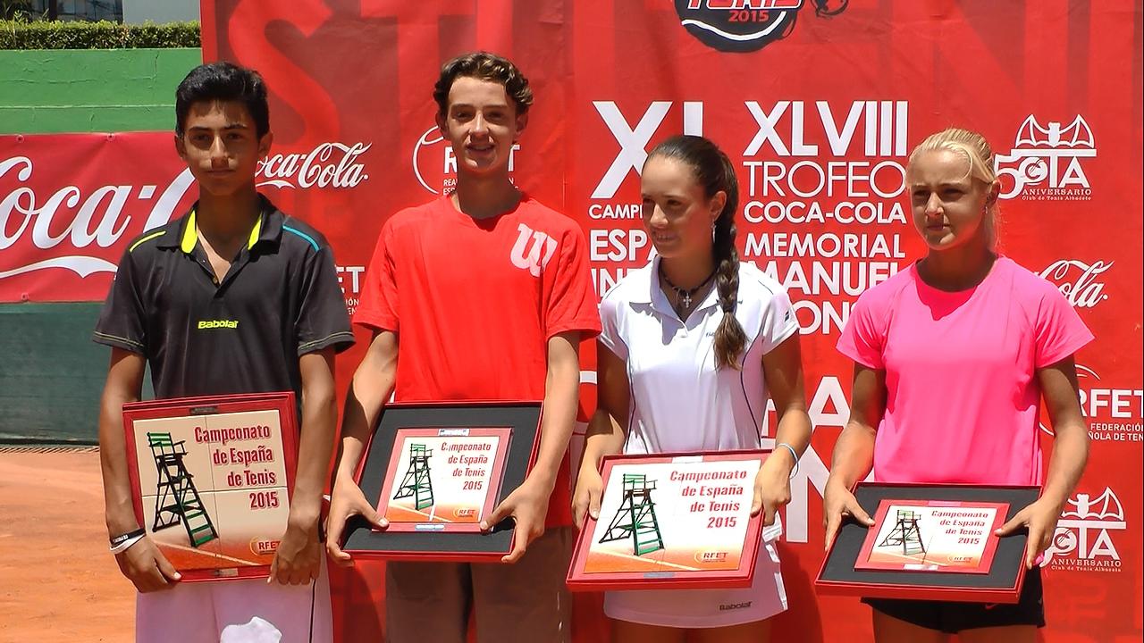 626305ee983 Campeonato de España de Tenis Infantil Albacete 2015 03 - El Digital ...