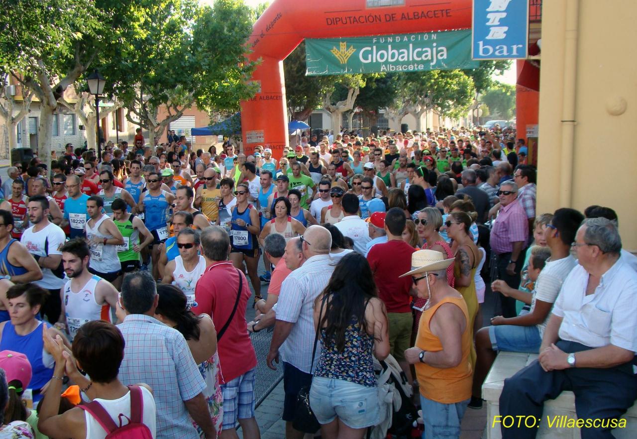 M S De 600 Atletas Populares Desafiaron Al Calor En Mahora El  # Muebles Tobarra Pardo