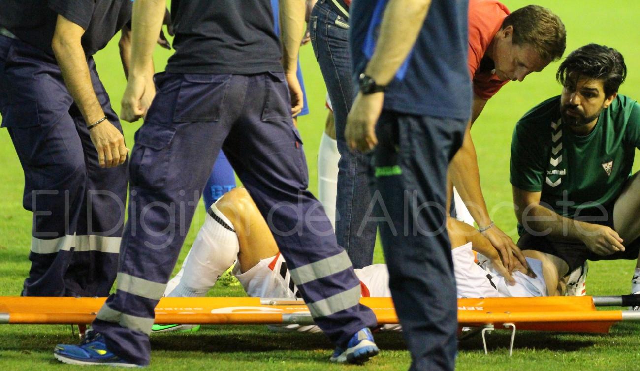 Albacete Balompié Getafe Pretemporada Javi Romero  33