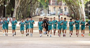 Entrenamiento_Parque Abelardo Sánchez_PRETEMPORADA_2015_noticias_albacete (4)