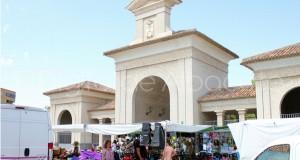 Mercadillo municipal de Albacete 'Los Invasores' (Archivo - Pilar Felipe)