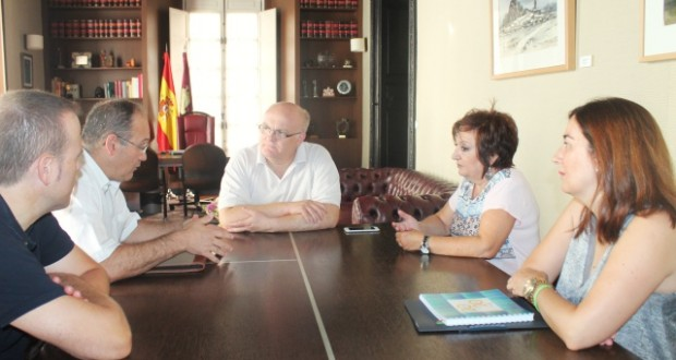 Reunión Junta-Asociación Desarrollo 1