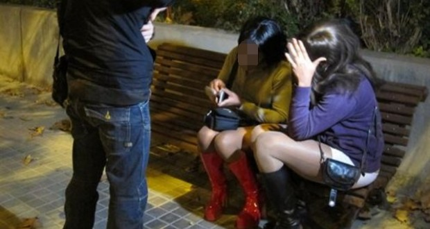 prostitutas en toledo capital videos prostitutas negras