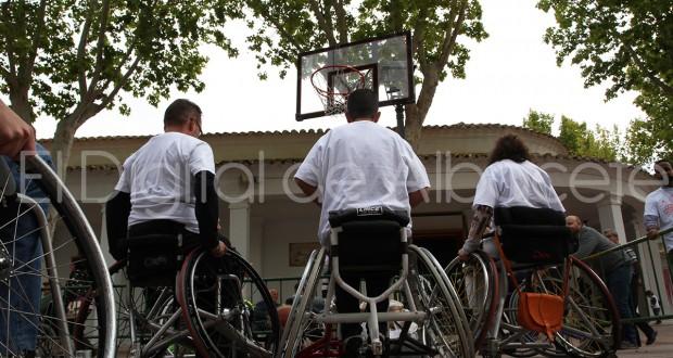 Día de la Discapacidad durante la Feria de Albacete 2015