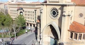 Catedral-Ayuntamiento Albacete