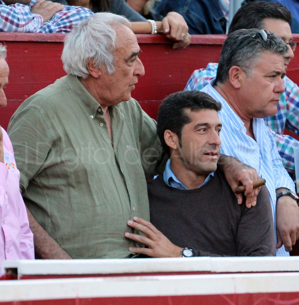 El Juli Lopez Simon y Garrido Feria Albacete 2015 toros  107