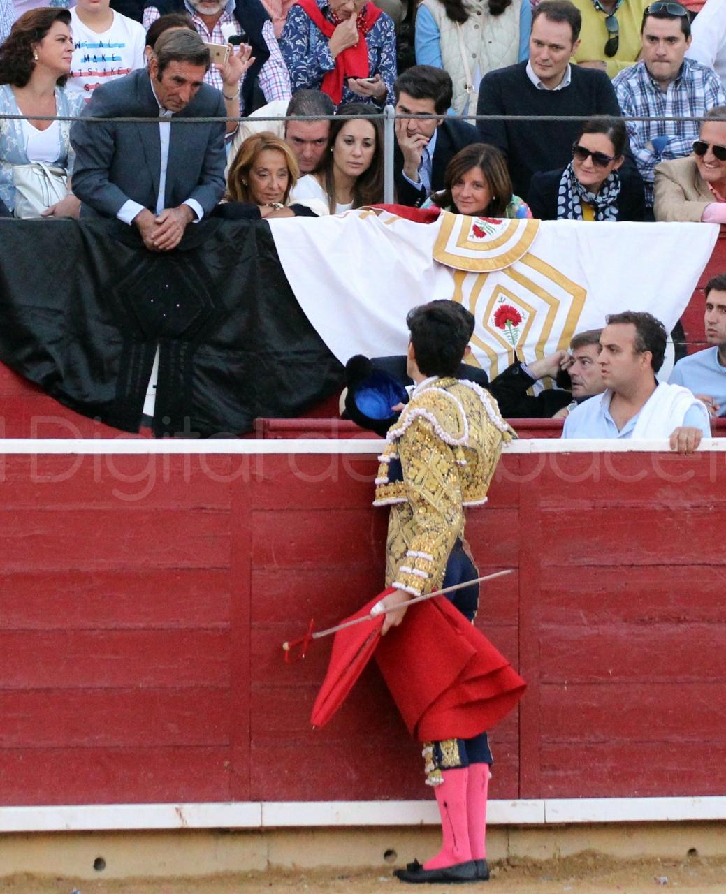 El Juli Lopez Simon y Garrido Feria Albacete 2015 toros  117