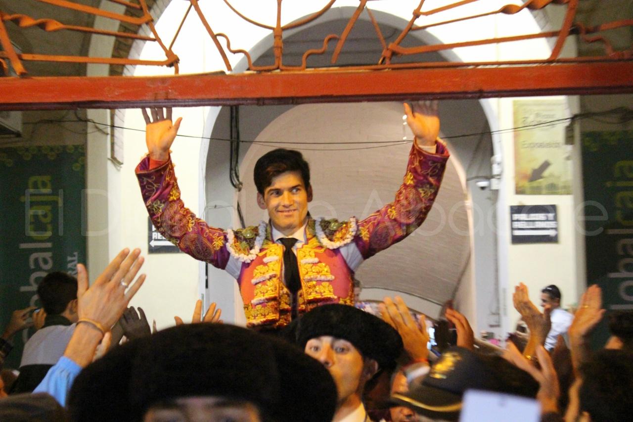 El Juli Lopez Simon y Garrido Feria Albacete 2015 toros  129