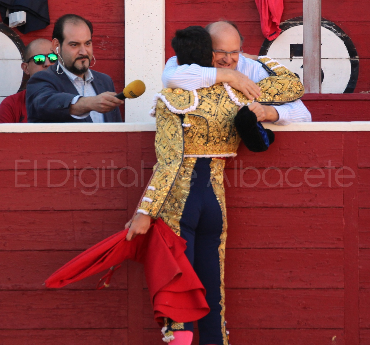 El Juli Lopez Simon y Garrido Feria Albacete 2015 toros  29