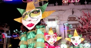 Foto de archivo del Carnaval de Villarrobledo (Albacete)