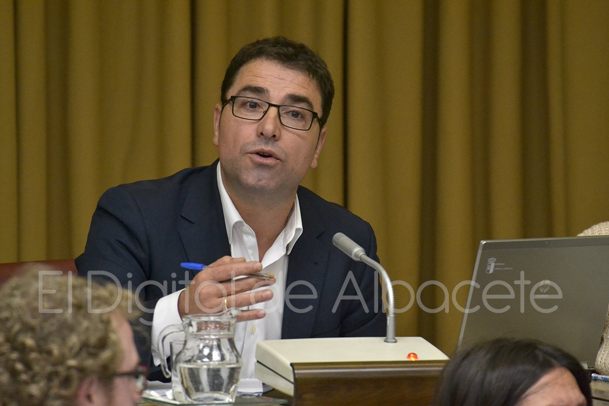 Modesto Belinchón, PSOE