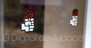 Sede del Partido Socialista en Albacete (Pilar Felipe -  Archivo)