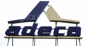 Logo de la Asociación de Empresarios de Campollano (Adeca)