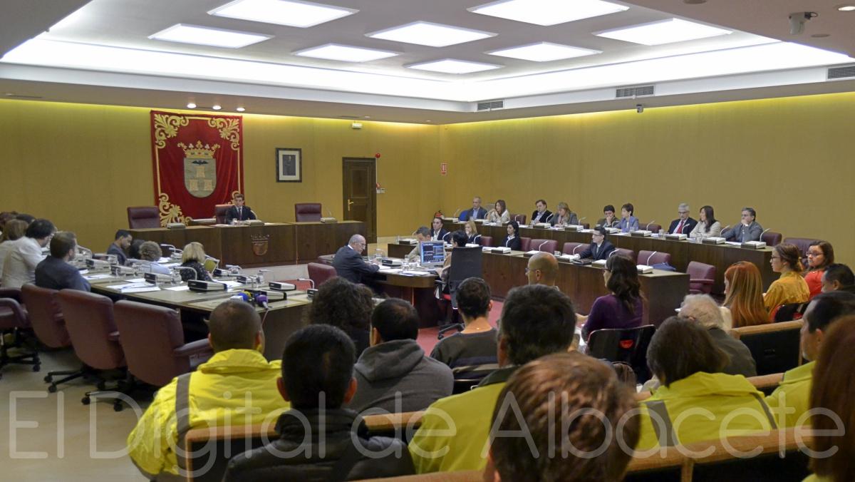 Pleno Albacete 151126