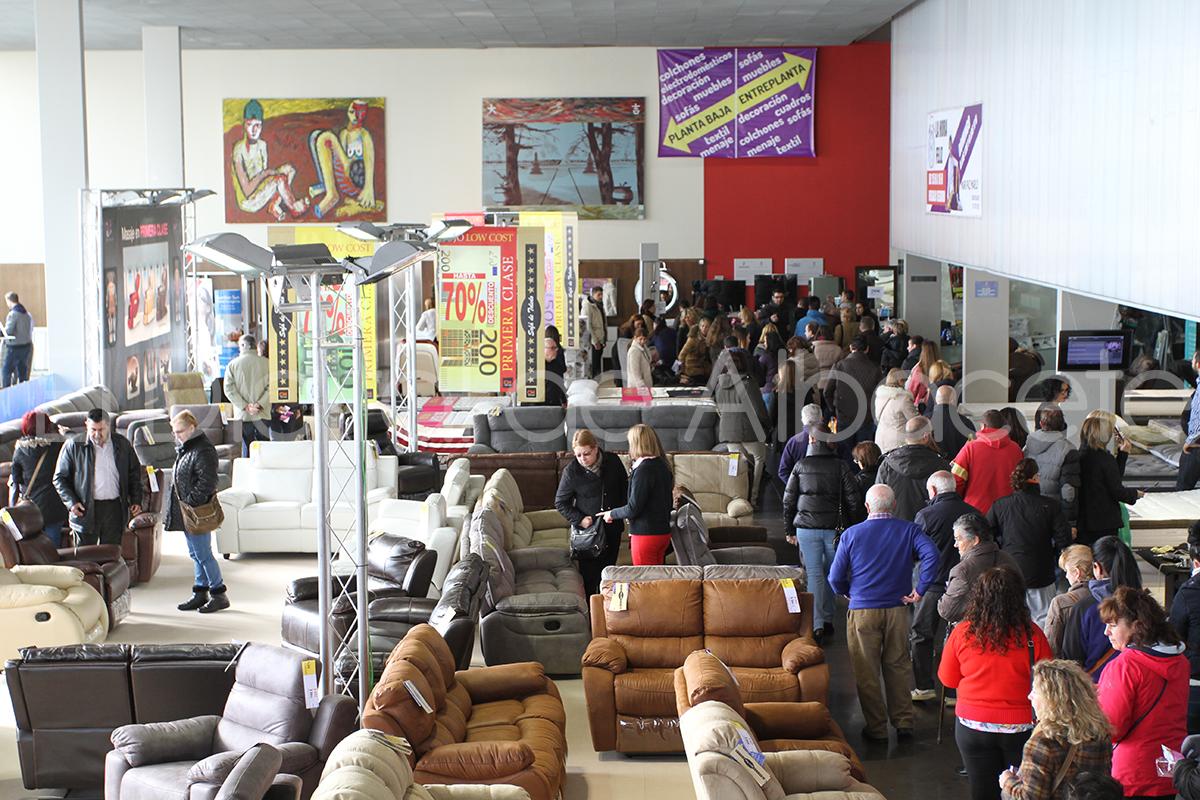Consigue tu entrada gratis para la feria todo hogar for Factory de muebles en madrid