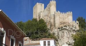 Castillo de Almansa (Albacete) (Foto - Pilar Felipe)