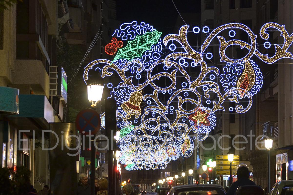 8693954f039 Ya se sabe el día que se encenderán las luces de Navidad en Albacete - El  Digital de Albacete
