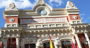 Diputación de Albacete (Foto - Pilar Felipe)