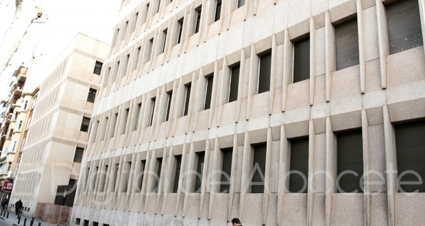 Juzgados de Albacete (Foto - Pilar Felipe)