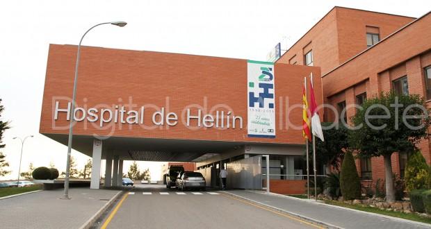Hospital de Hellín.