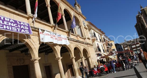 Ayuntamiento de Villarrobledo (Albacete) (Foto - Pilar Felipe)