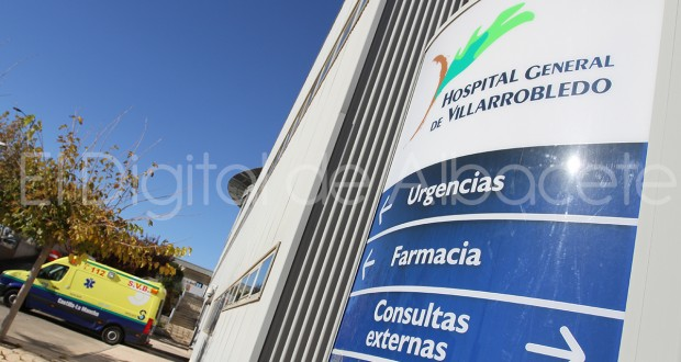 Hospital de Villarrobledo (Albacete) (Foto - Pilar Felipe)