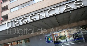 Urgencias del Hospital de Albacete (Foto - Pilar Felipe)