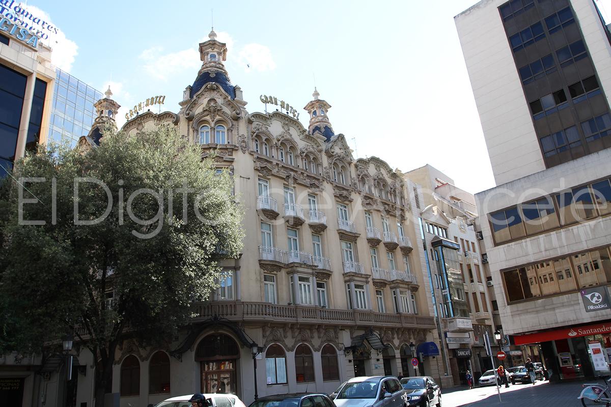 hotel gran hotel albacete: