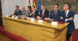 Las cinco diputaciones de C-LM firman con la Junta su adhesión al Plan de Empleo, al que aportarán 50 millones