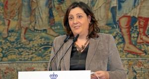 Patricia Franco, consejera de Economía, Empleo y Empresa