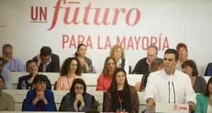 Pedro Sánchez se compromete a consultar a la militancia un posible pacto de gobierno