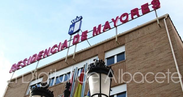 Residencia de Mayores 'Paseo de la Cuba' en Albacete (Foto - Pilar Felipe)
