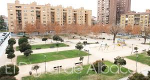 Barrio San Antón, Albacete.