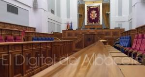 Cortes Castilla-La Mancha 12