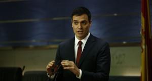Pedro Sánchez pide al presidente del Congreso un plazo de tres semanas a un mes para negociar la investidura