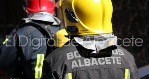 incendio cocina bomberos albacete 2