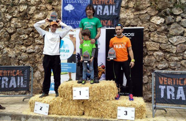 Ángel de la Encarnación y Beatriz Real vencieron en la Vertical Trail La Sarga%0A 09