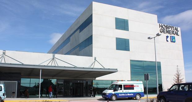 FOTONOTASANIDAD. Consulta Paliativos Hospital Almansa